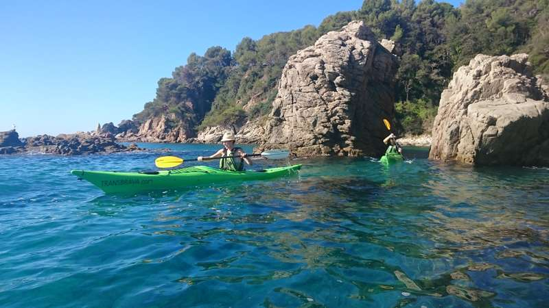 Activities to practice during the summer on the Costa Brava